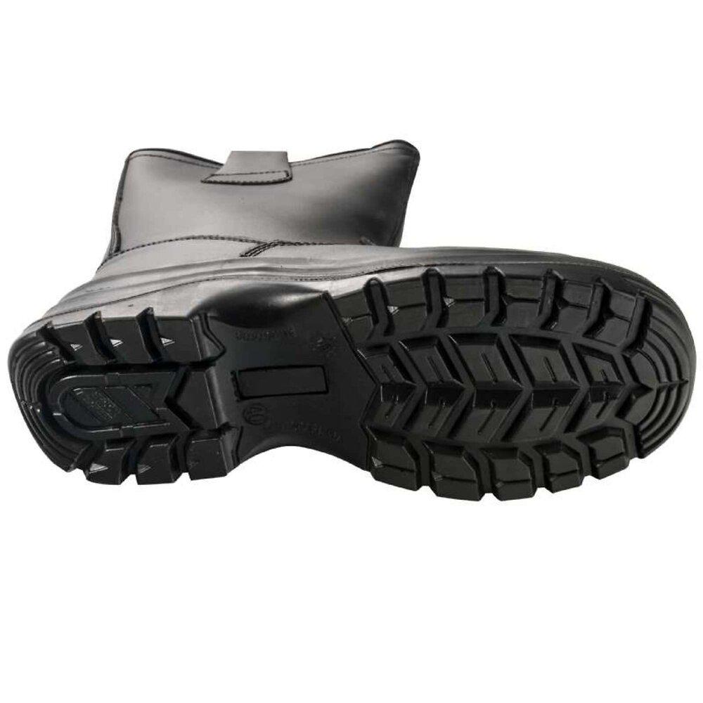 Bottes De Sécurité Noire Perlite S3 Ci Src Taille 45