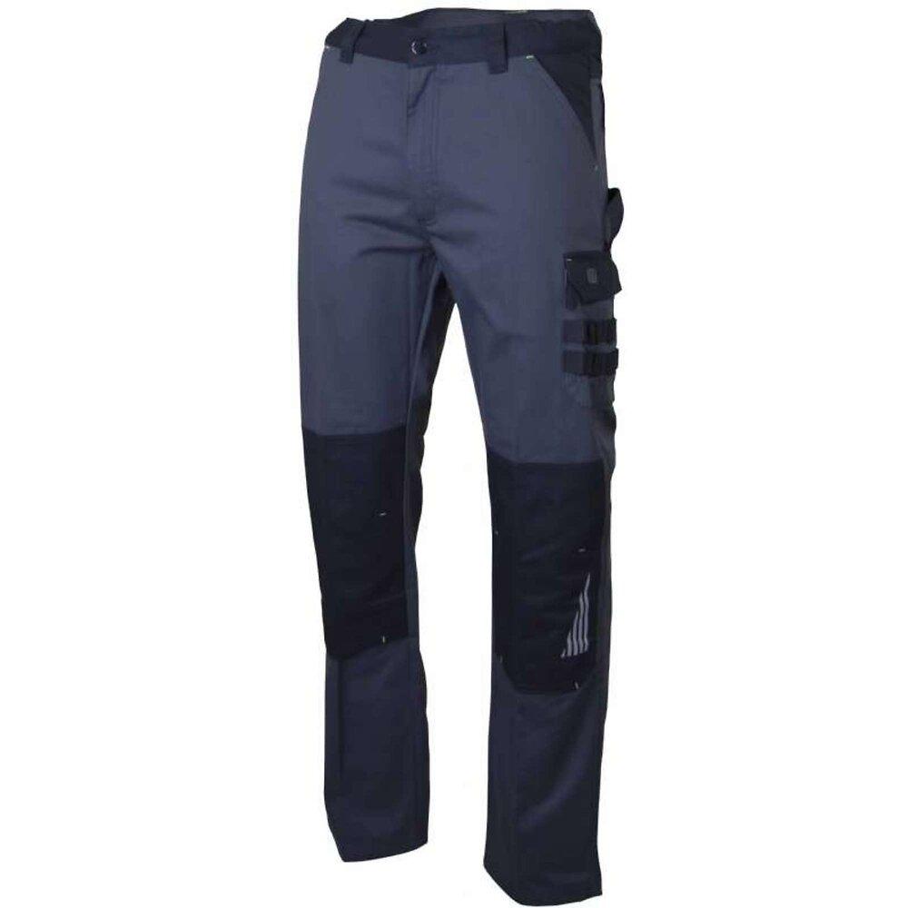Pantalon De Travail Bicolore Sulfate Multipoches Lma 44