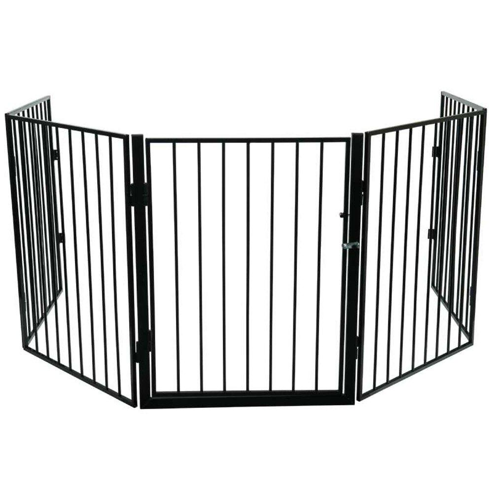 Barrière De Protection 5 Panneaux  76x300cm