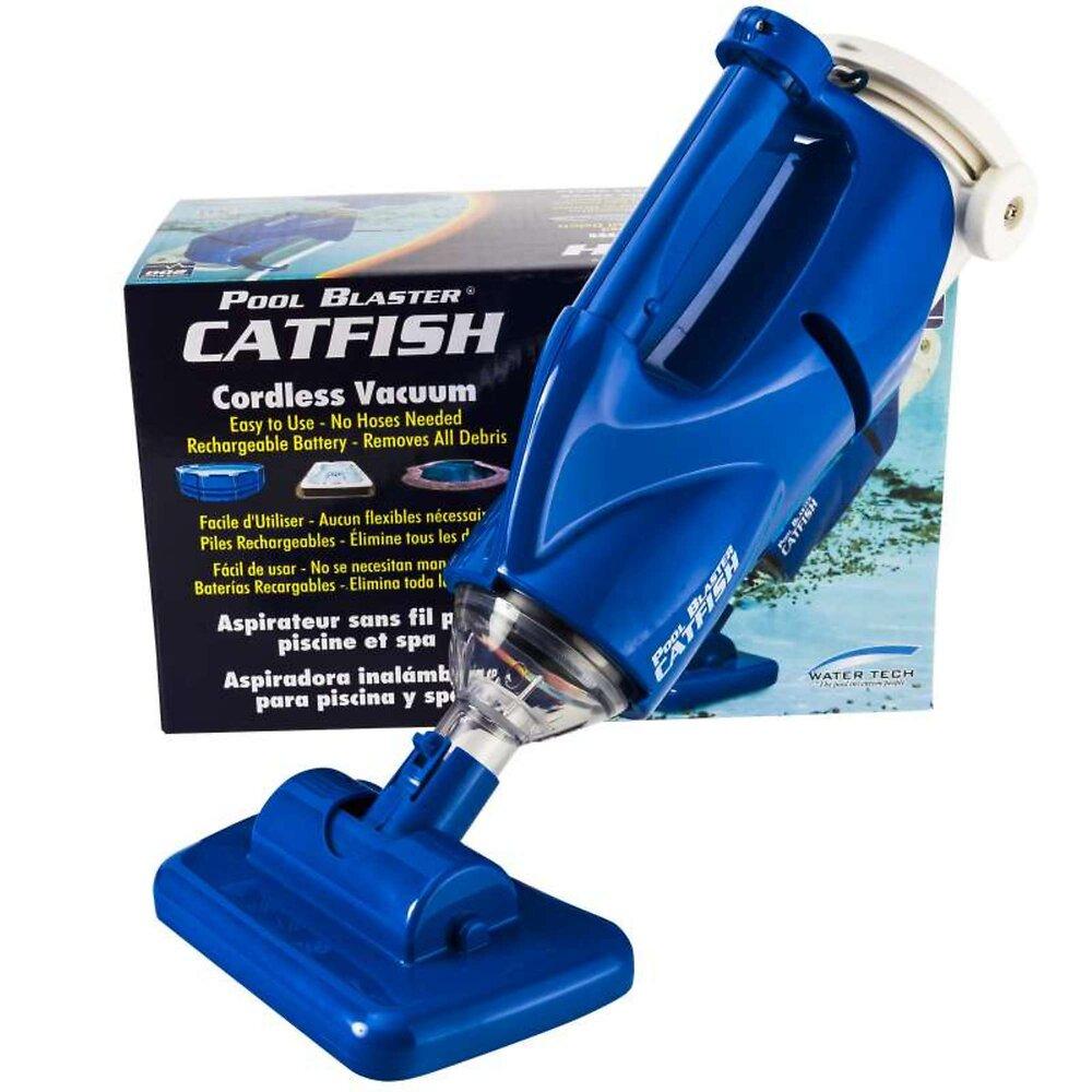 Aspirateur Piscine Hors Sol À Batterie Catfish