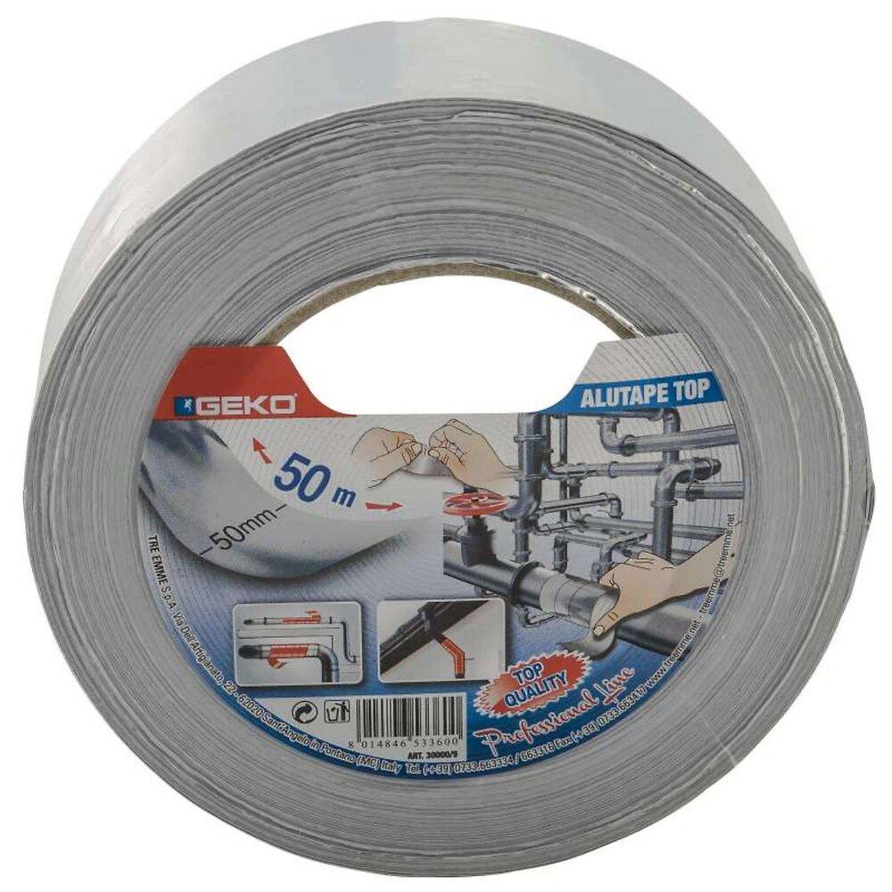 Bande Adhésive Aluminium 5 Cm X 50 M