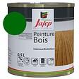 Peinture Bois Vert Printemps 0,5l Jafep 0,5 L