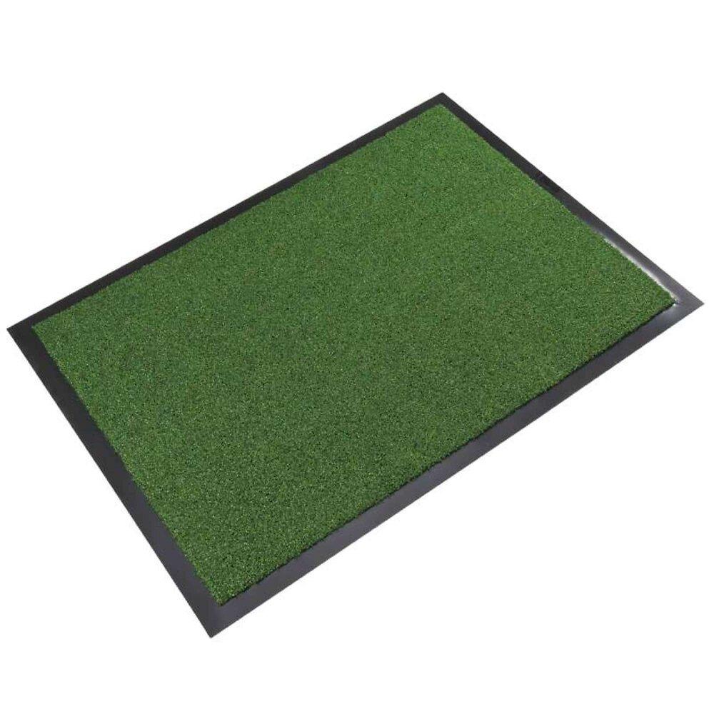 Tapis Absorbeur Vert 60 X 80 Cm