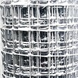 Grillage Plastique Gris  Taille 1,5 X 10 M