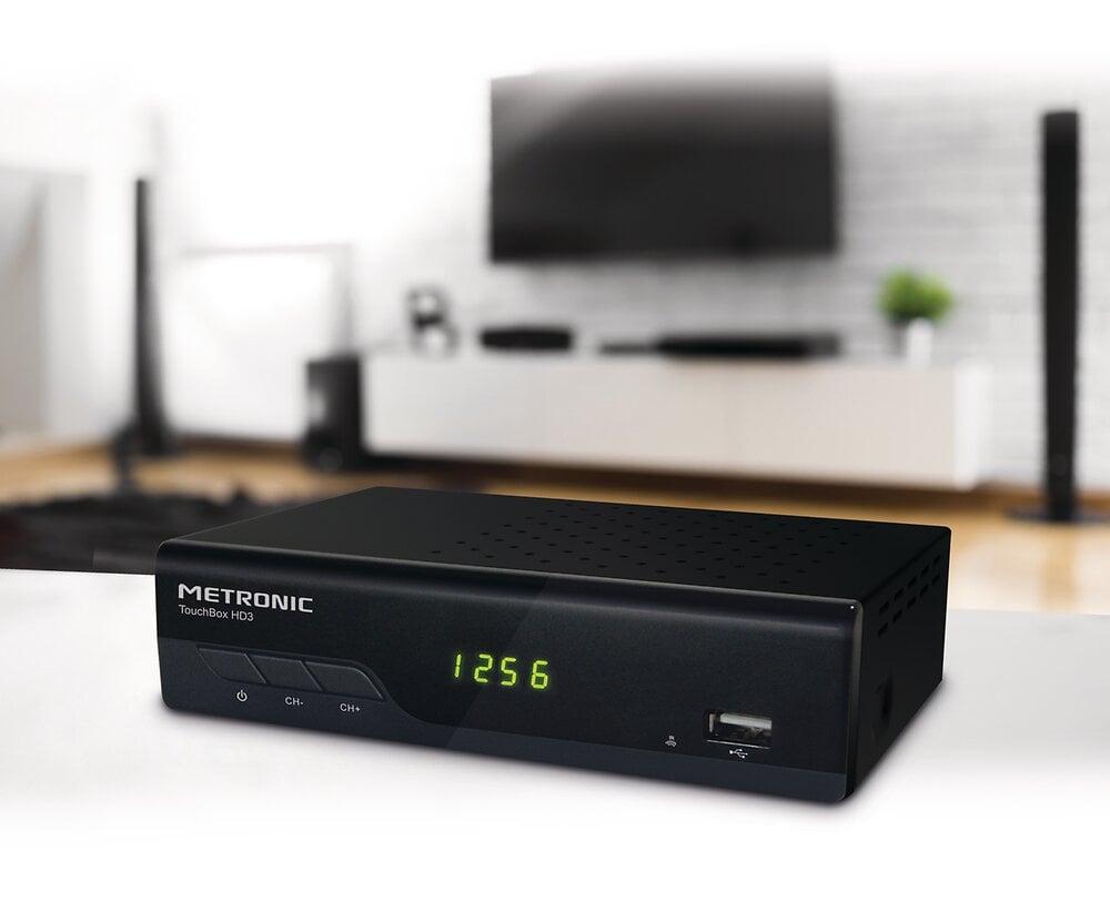 Décodeur satellite Touchbox HD3