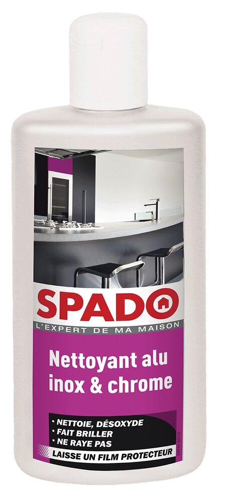 Nettoyant alu-inox-chrome 250ml