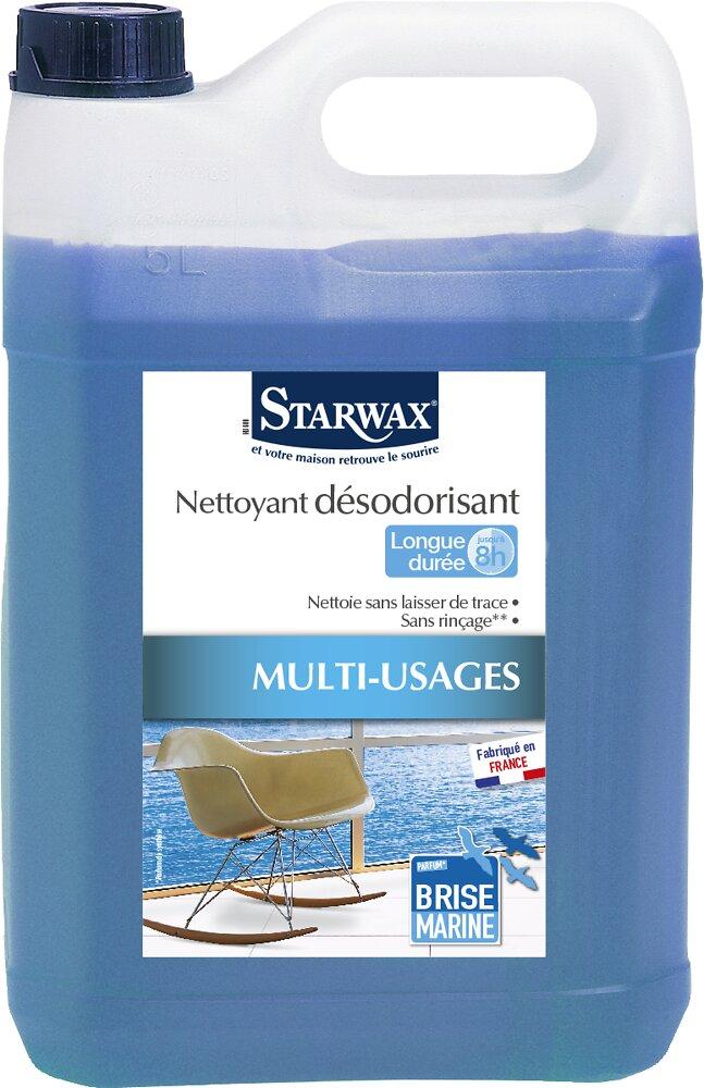 Nettoyant Désodorisant Multi-usages Brise marine 5l