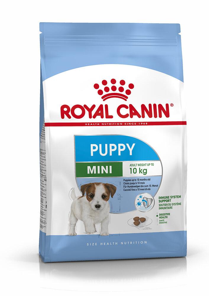 Croquettes chien PUPPY MINI POUR PETIT CHIOT DE 2 A 10 MOIS 800G