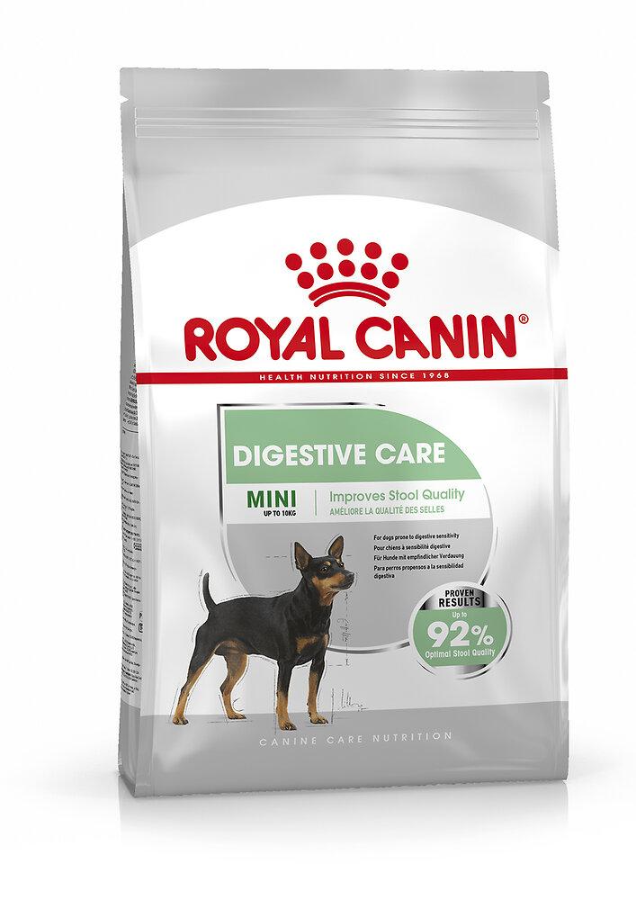 Croquettes chien MINI DIGESTIVE CARE 8kg