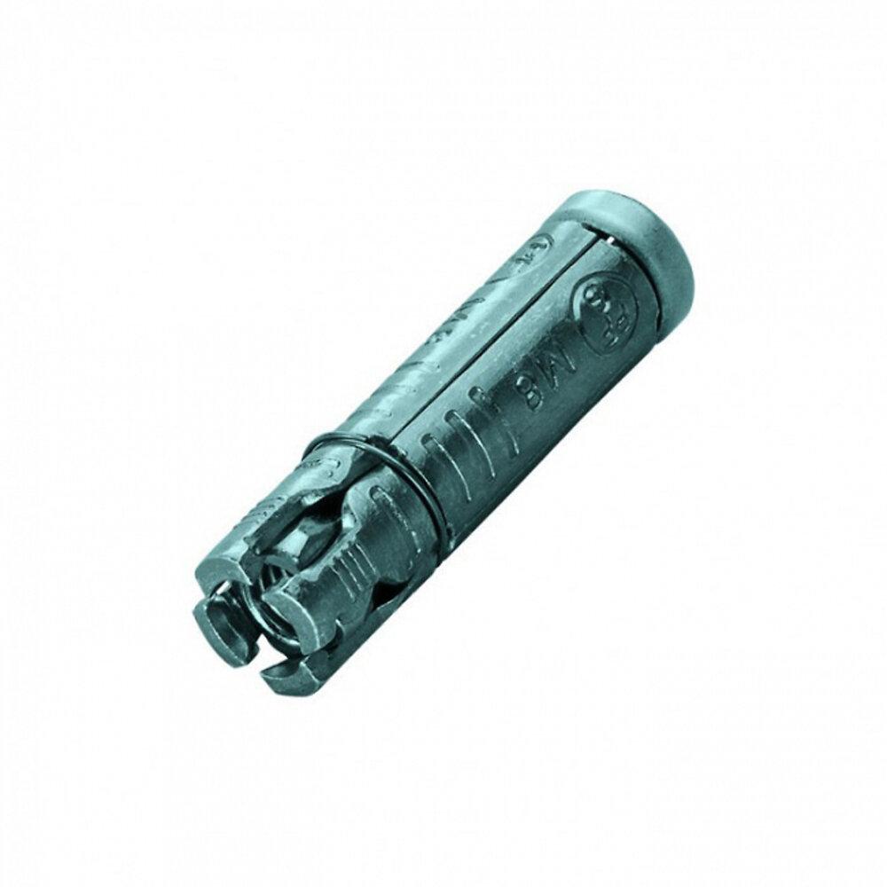 Blister de 4 douilles à expansion 14x50mm + vis 8x60mm