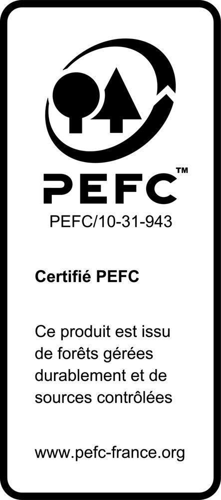 Stratifié Presto 8 - 4 chanfreins Chêne Victoire 162