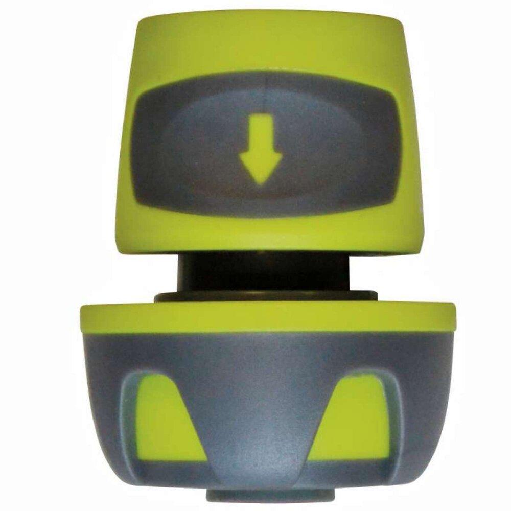 Raccord Automatique 15mm Plastique Jardibric