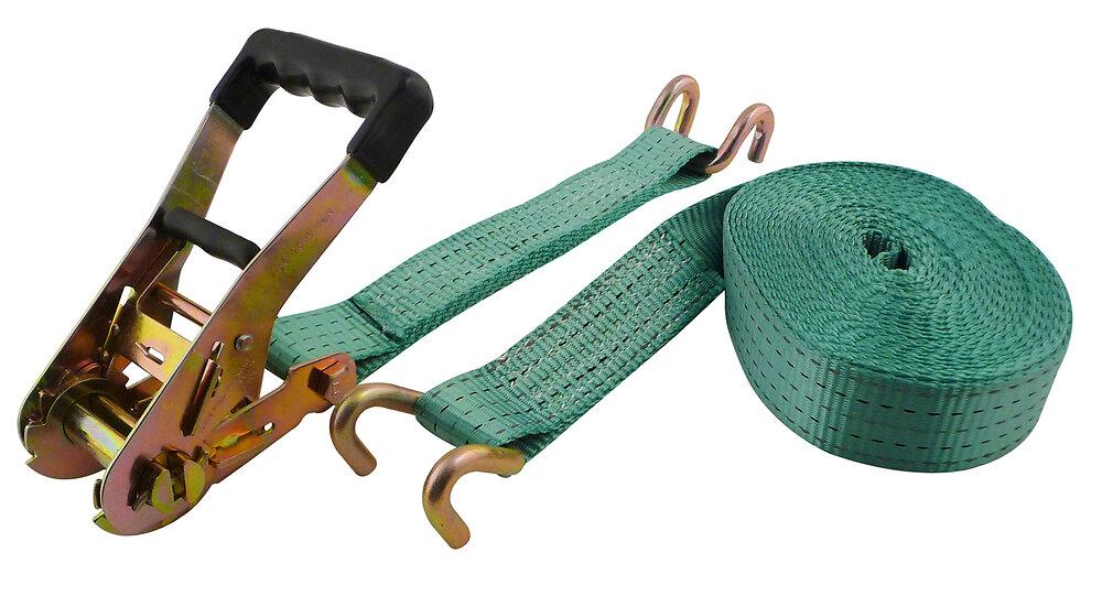 Lot de 4 tendeurs à cage standard 2 crochets acier zingué VISO