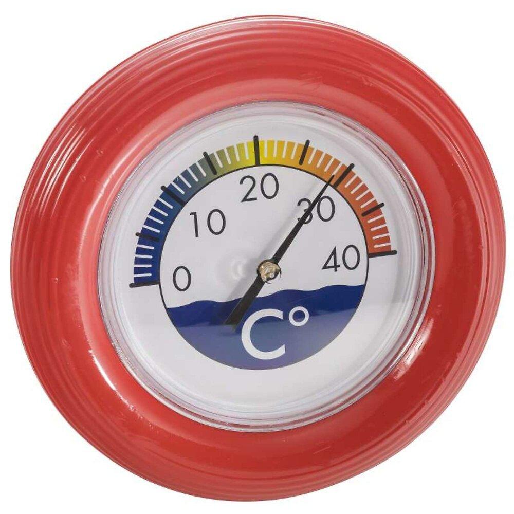 Thermomètre Bouée De 12 Cm De Diamètre Pour Piscine