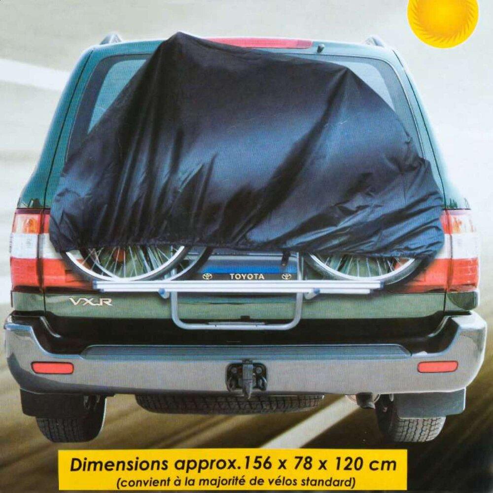 Housse Vélo Luxe 156x78x120cm 85g/m2