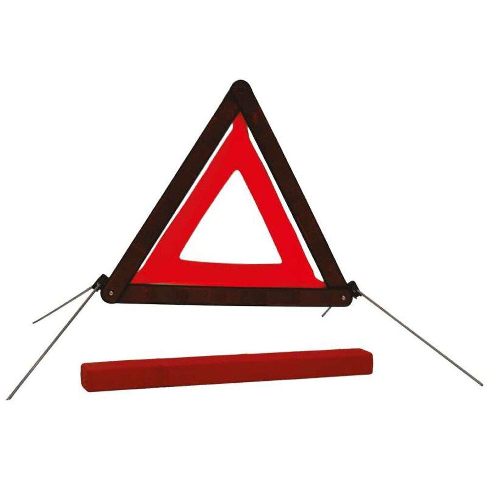 Triangle De Présignalisation Homologué Pliable