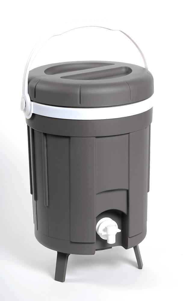 Fontaine 8 litres gris