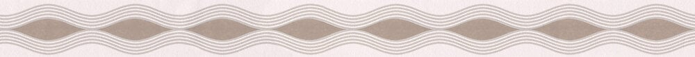 Galon adhésif motif ondulation lin L.5xl.5m