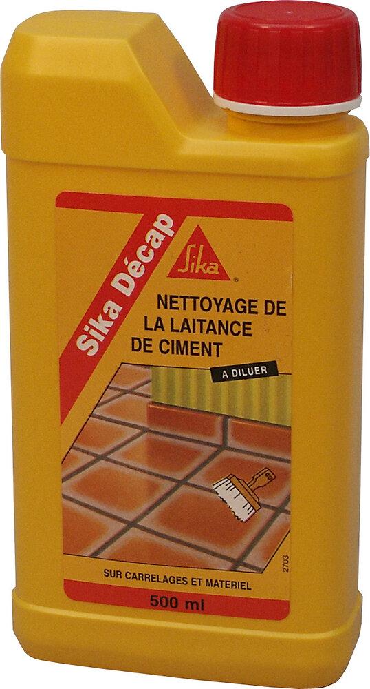 Décapant de laitance Sikadecap 0.5L