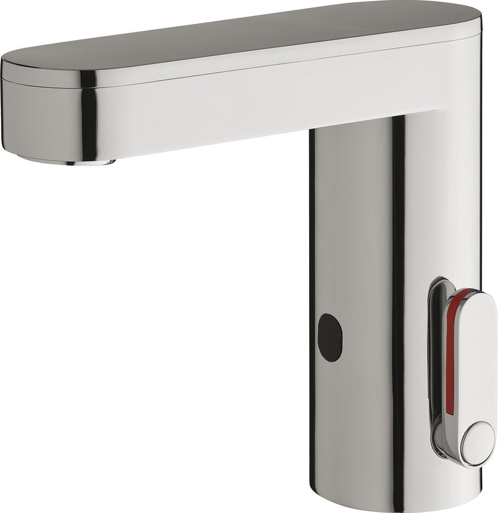 Mitigeur lavabo PMR ROUSSEAU infrarouge sans contact chromé