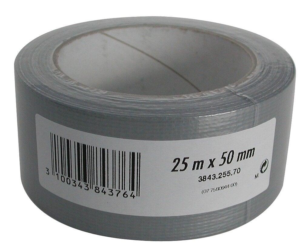 Toile renfort étanche alu 25m x 50mm
