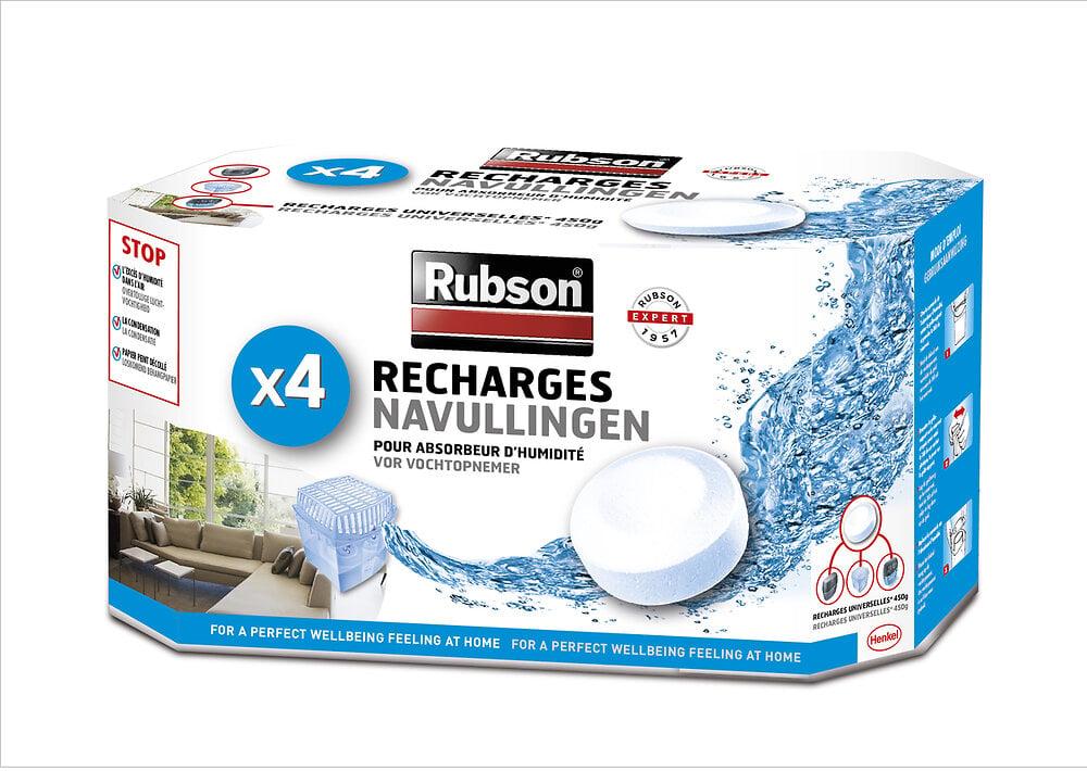Absorbeur BASIC Recharge Lot de 4