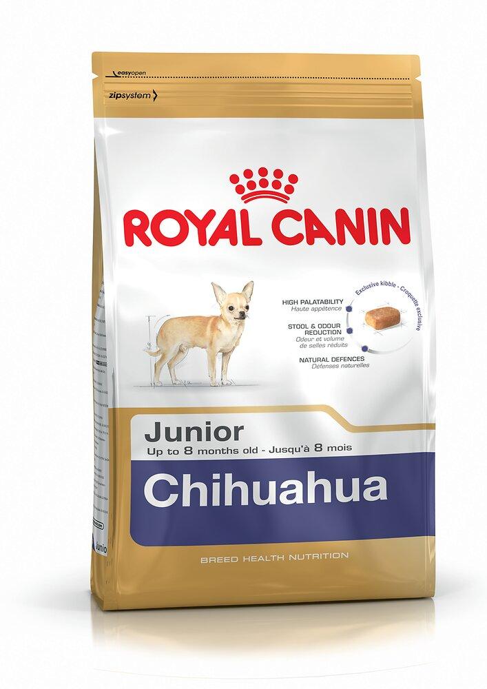 Croquettes chien CHIHUAHUA JUNIOR 1.5kg
