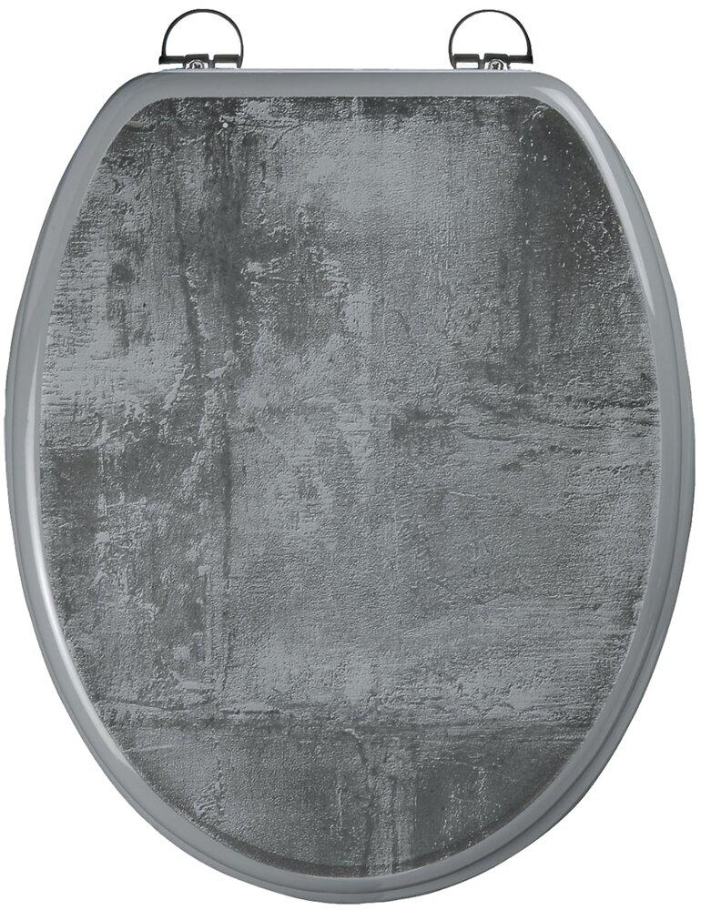 Abattant WC Béton MDF