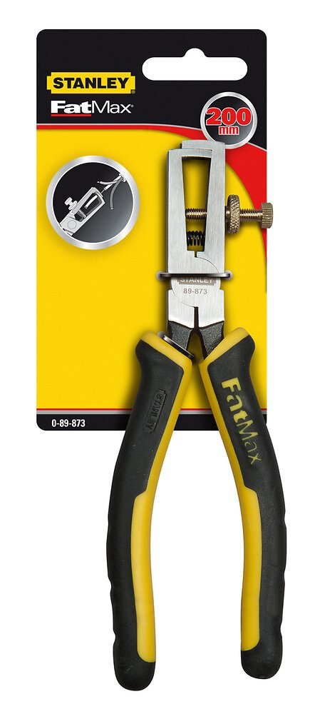 Pince a denuder STANLEY FATMAX 165mm