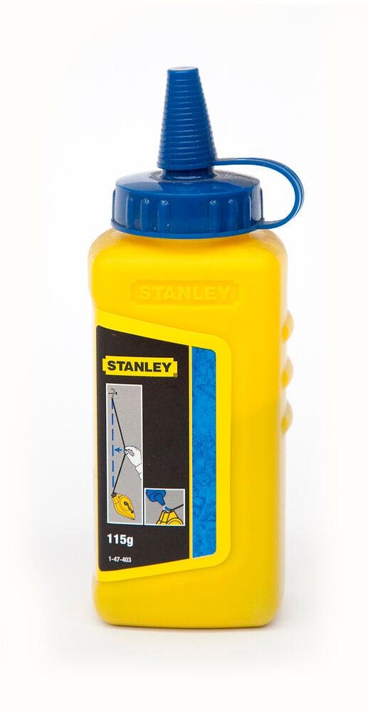 Poudre a tracer bleu STANLEY biberon 115g
