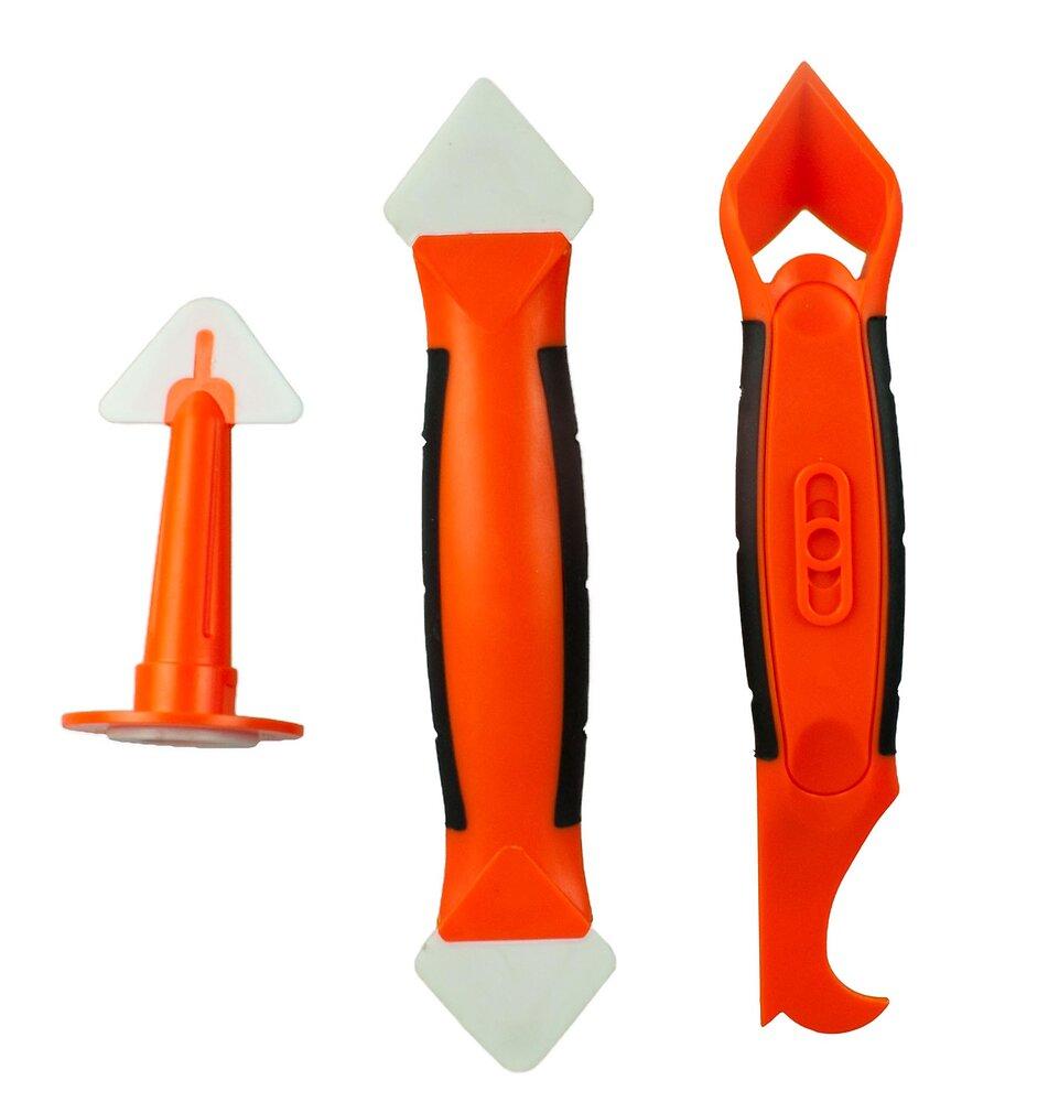 Kit de rénovation joints mastic 3 outils