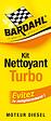 Kit nettoyant turbo