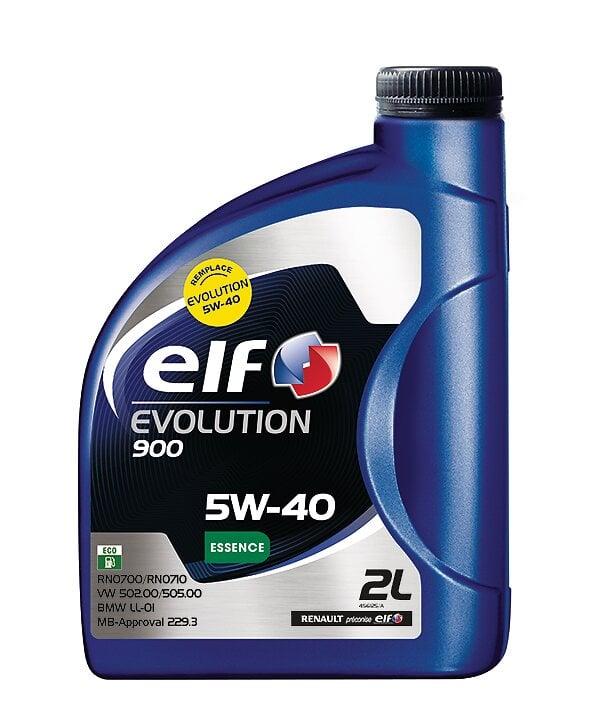 Huile Evolution 900 5W40 essence 2L