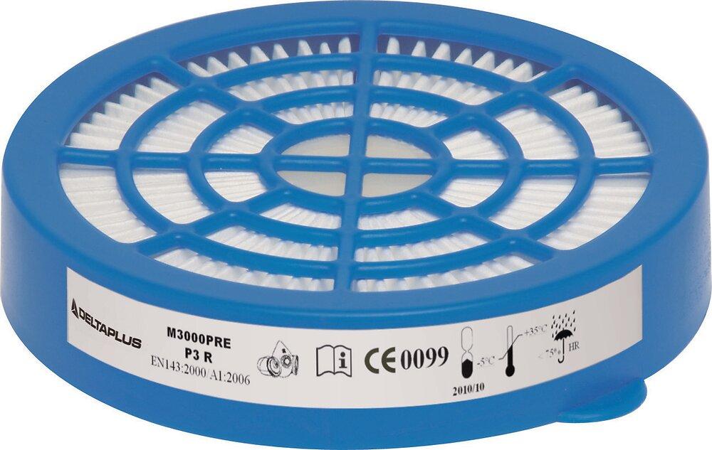 Kit de 2 pré-filtres Préparatoire DELTA PLUS