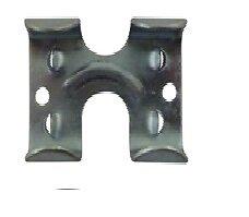 Lot de 2 serres-corde acier zingué diamètre 10/12 mm VISO