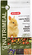 Aliments complets pour lapins nains juniors Nutrimeal 800g