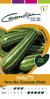 Courgette verte non coureuse d'Italie