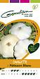 Courgette pâtisson blanc