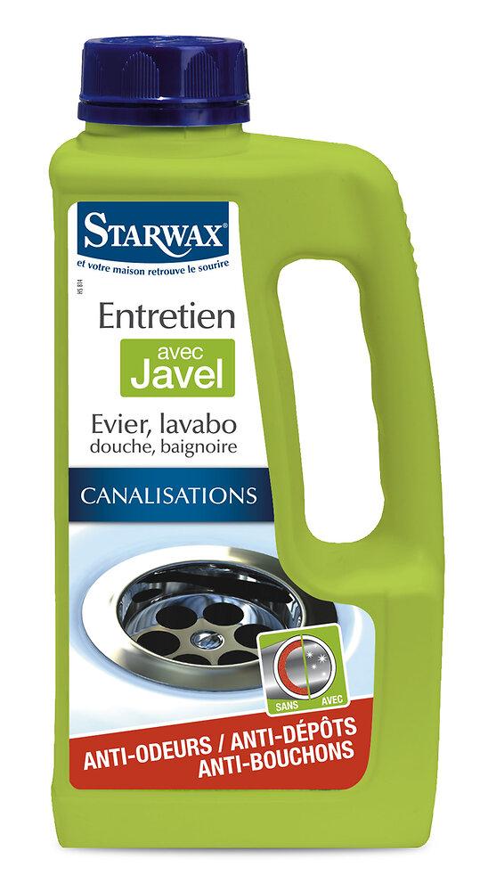 Entretien Canalisations Javel 1l
