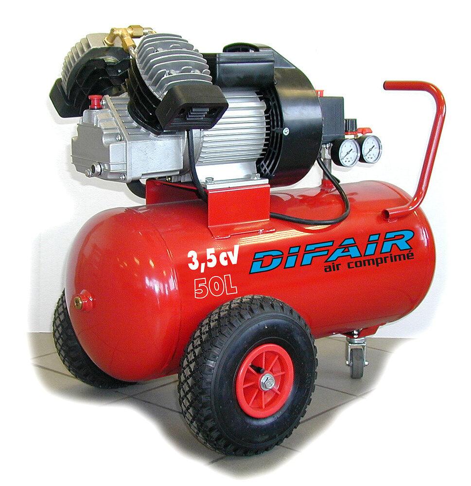 Compresseur d'air comprimé V204705G