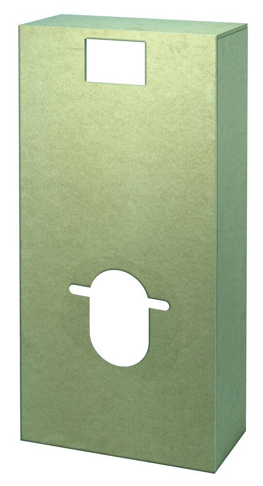 Habillage bati WC à peindre Image&o cover