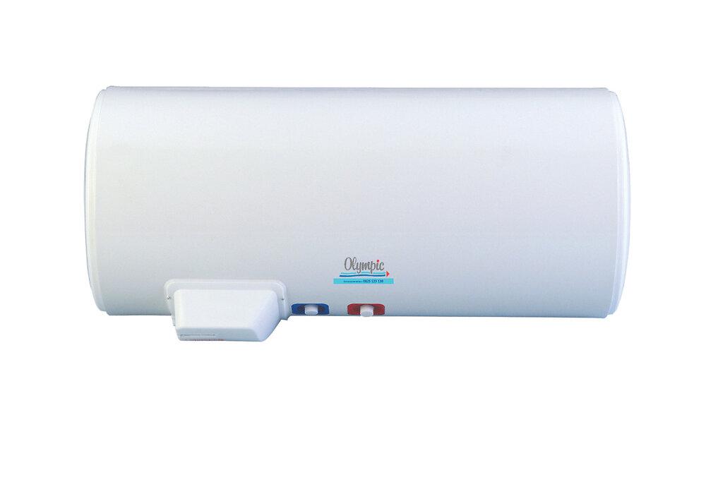 Chauffe-eau 75L horizontal mural OLYMPIC Steatite 230 V
