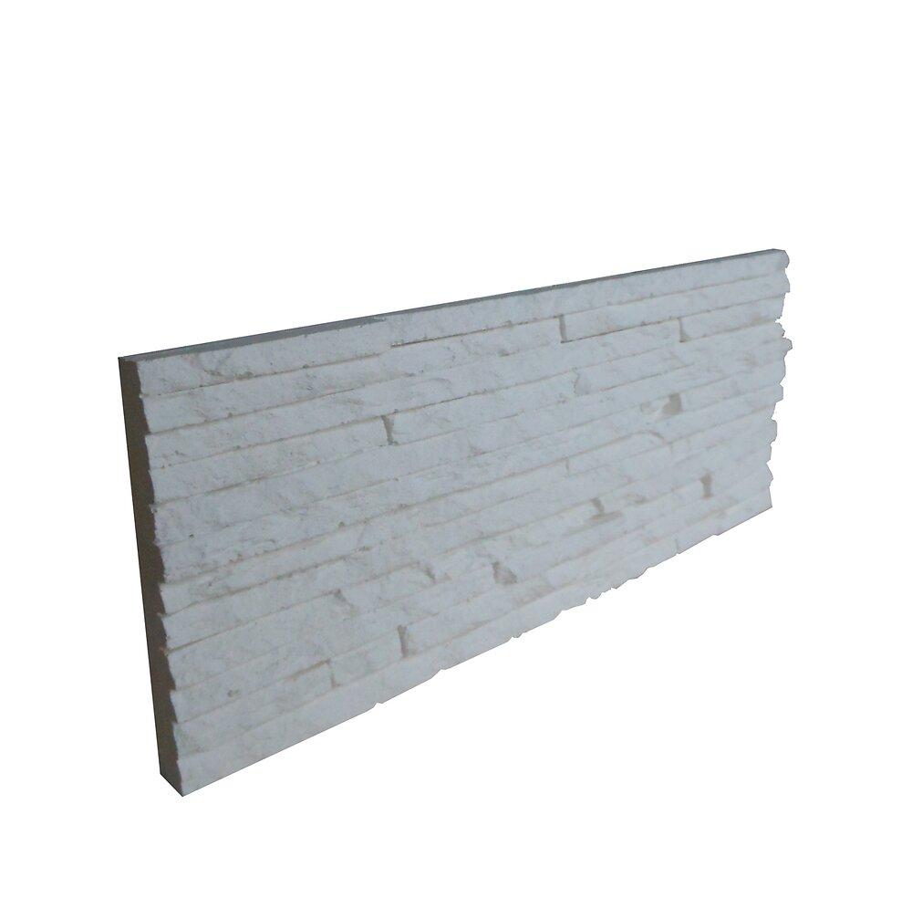 Plaquette de parement MODULO pour intérieur ARMORIA ICE