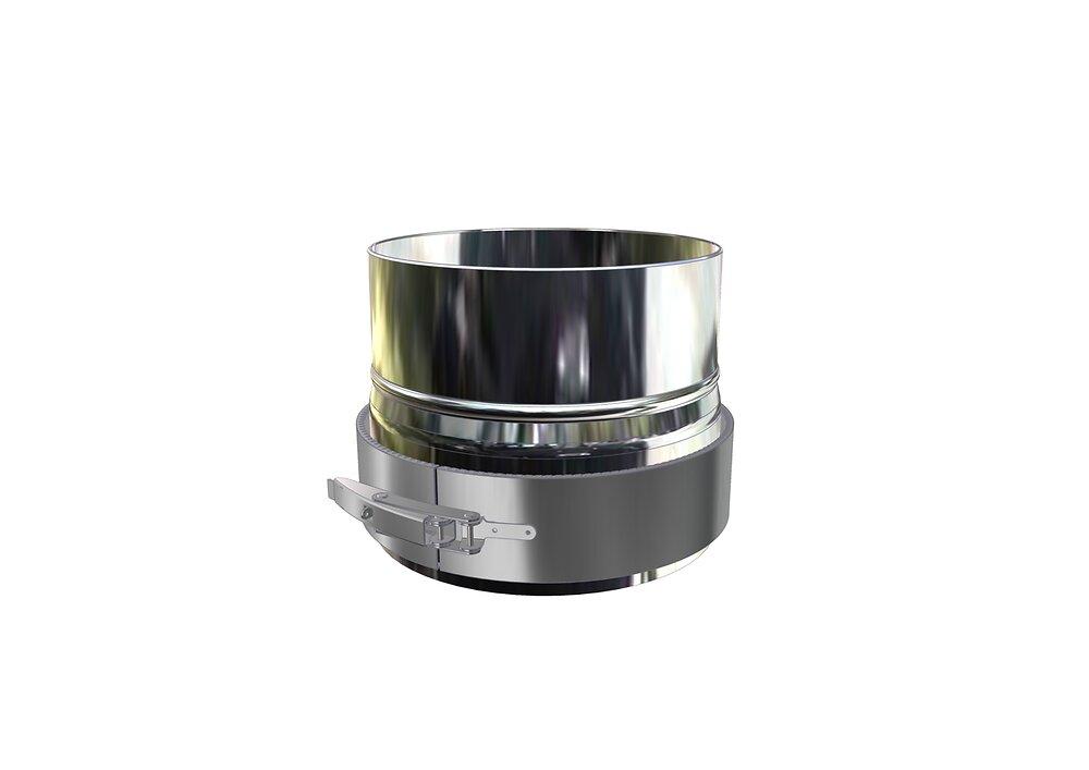Raccord flexible inox D 200 TSP