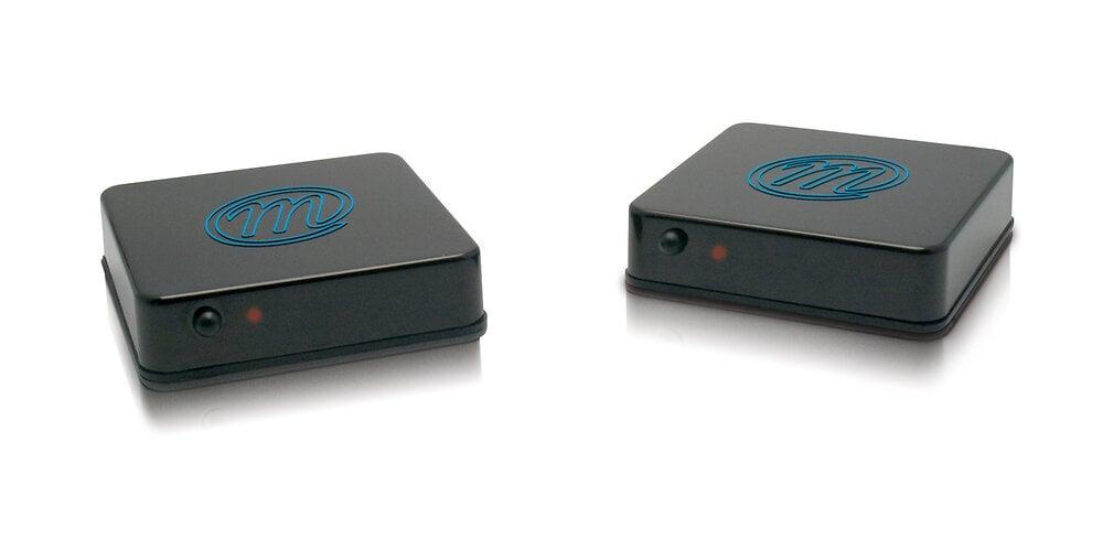 Transmetteur vidéo images et sons - 1 source - noir