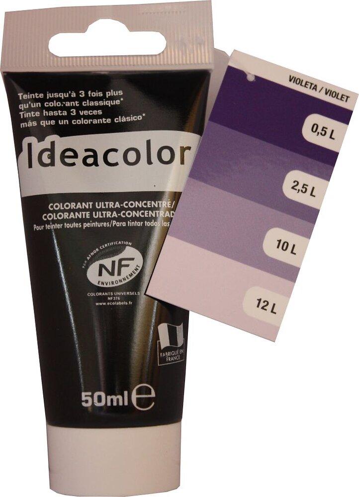 Colorant Ultra-concentré 50ml Violet