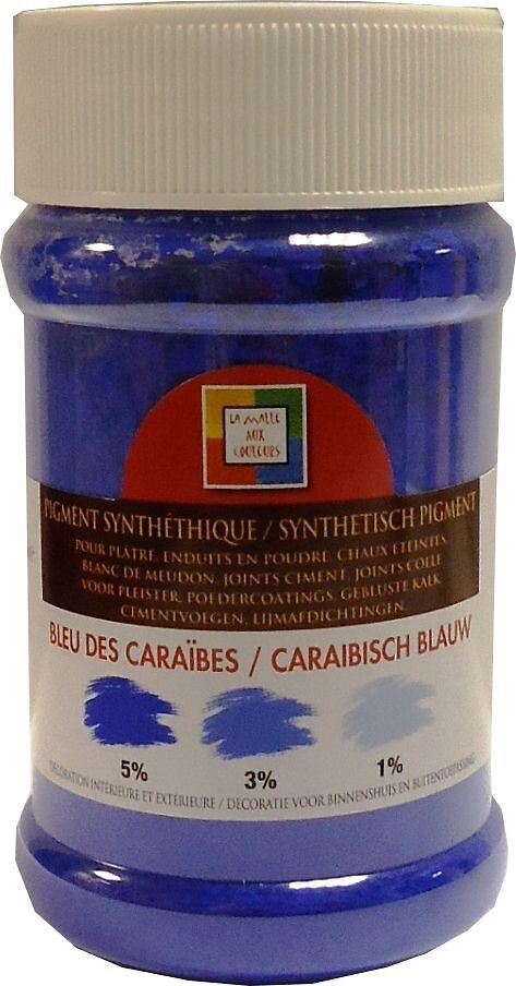 Pigment Pot 250ml Bleu Des Caraïbes