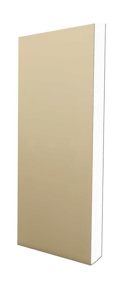 Doublage à coller PSE 2.5x1.2m épaisseur 10+100mm R=2.65