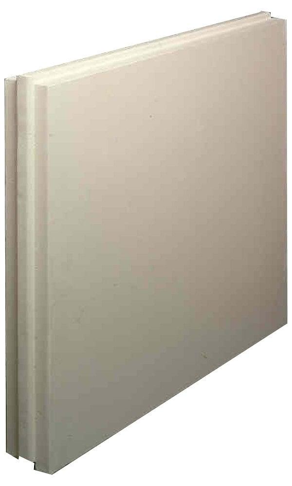 Carreau de plâtre plein, 66x50cm, épaisseur 70mm