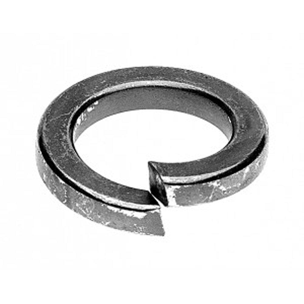 24 rondelles gower acier zingué 8mm